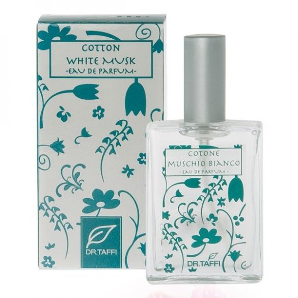 Dr. Taffi profumo cotone e muschio bianco 35 ml