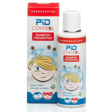 Verdesativa shampoo preventivo pidocchi 200 ml