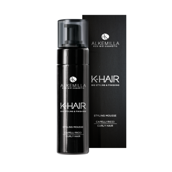 ALKEMILLA K-HAIR STYLING MOUSSE