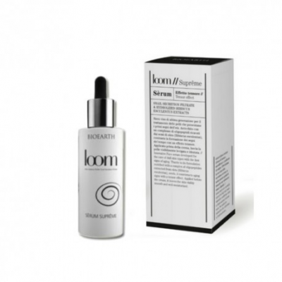 Bioearth loom supreme serum 30ml