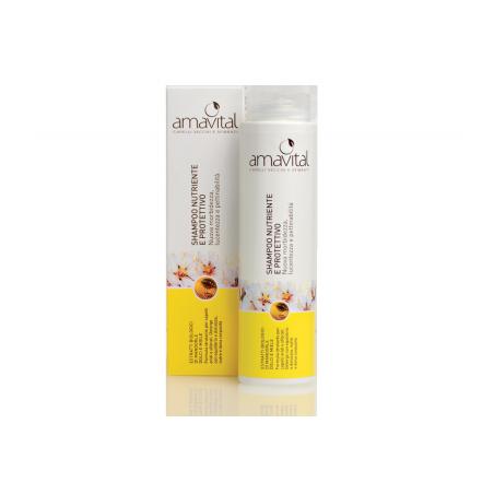 Oficine Clermàn Amavital Shampoo nutriente e protettivo