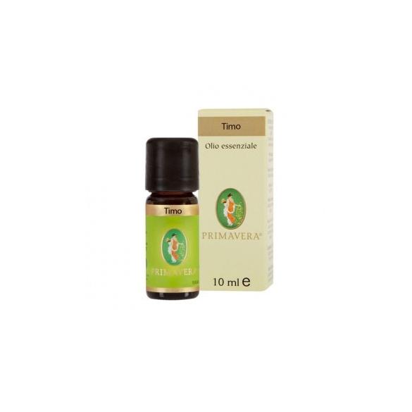 Flora olio essenziale Timo 10 ml