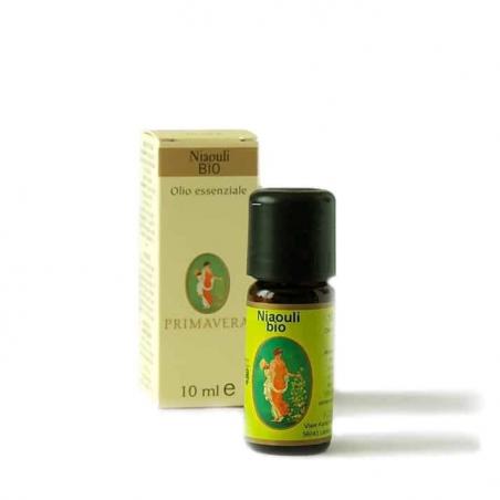 Flora olio essenziale di Niaouli 10 ml bio