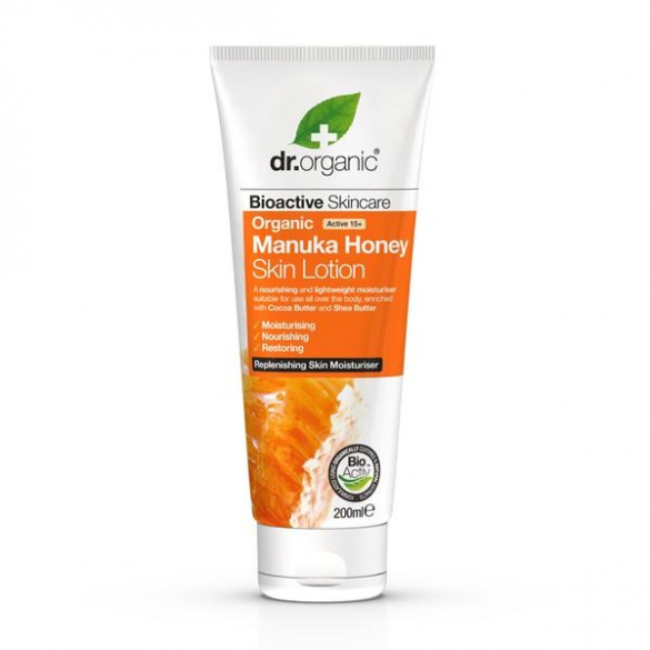 DR. ORGANIC Manuka Honey Hand Cream Crema mani e unghie 125ml