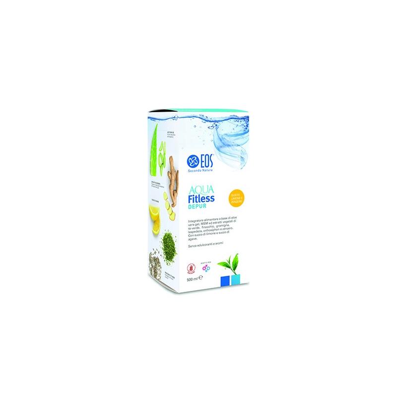 EOS Secondo Natura AQUA Fitless DEPUR 500 ml