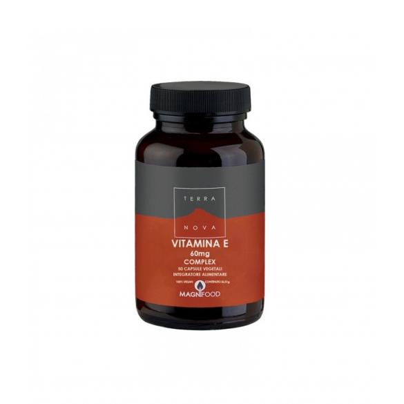 TERRANOVA Complesso di Vitamina E 50 CPS
