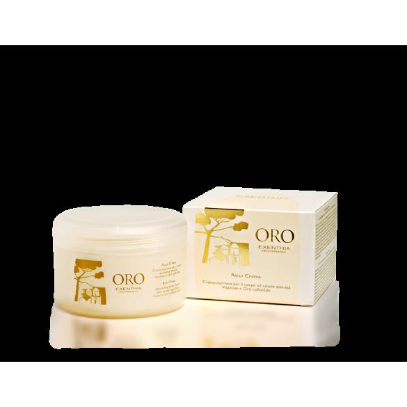 Oficine Clemàn Oro Emulsione Lunga Idratazione Exenthia Mediterranea