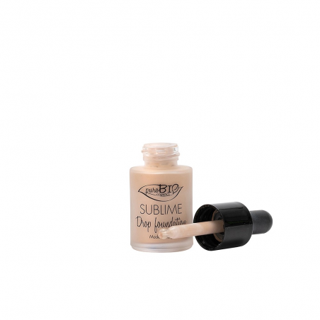 PUROBIO COSMETICS Sublime Drop Foundation 02