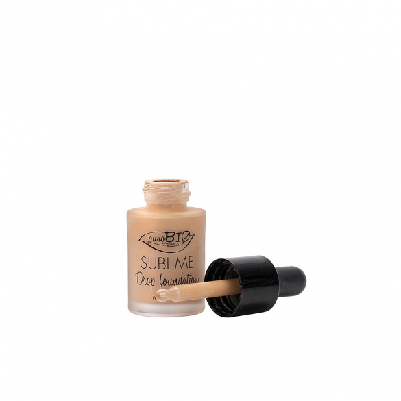 PUROBIO COSMETICS Sublime Drop Foundation 03