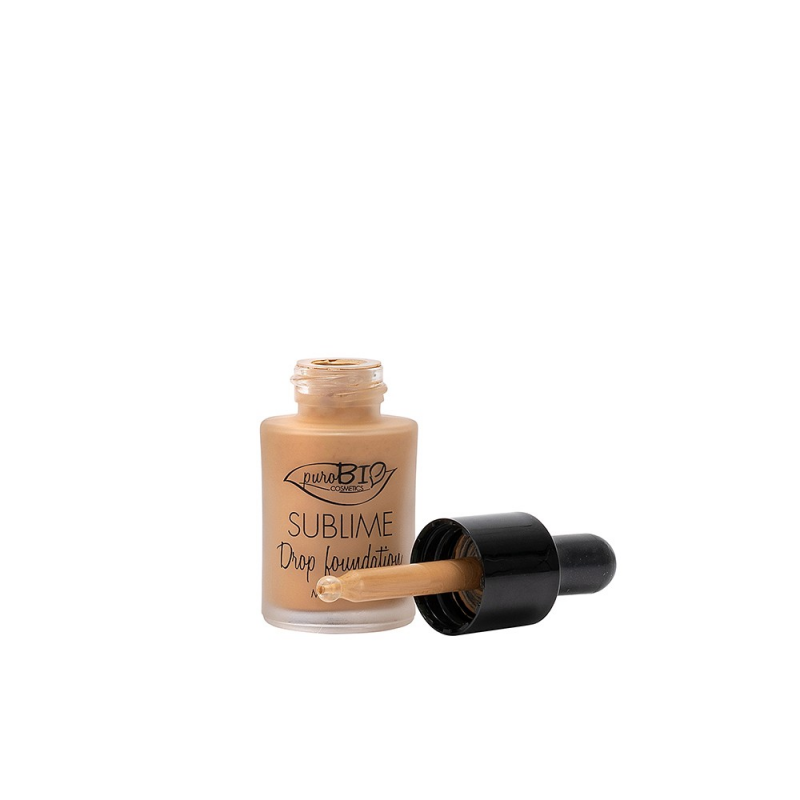 PUROBIO COSMETICS Sublime Drop Foundation 04