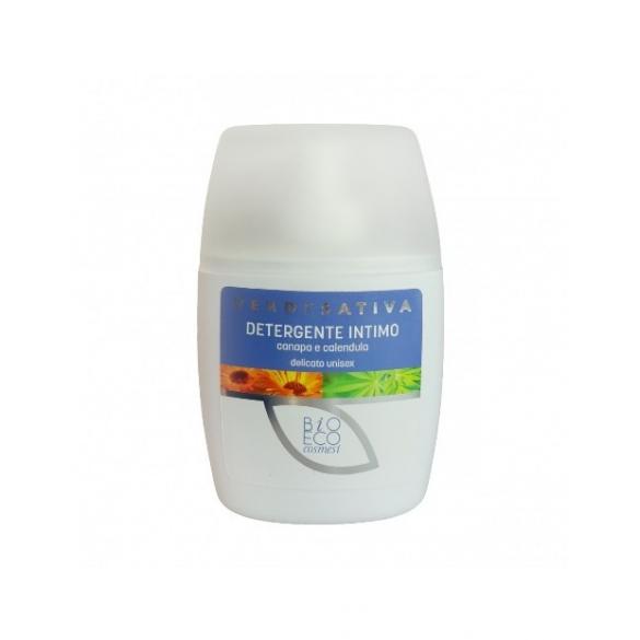 Verdesativa- Detergente intimo canapa e calendula 250 ml