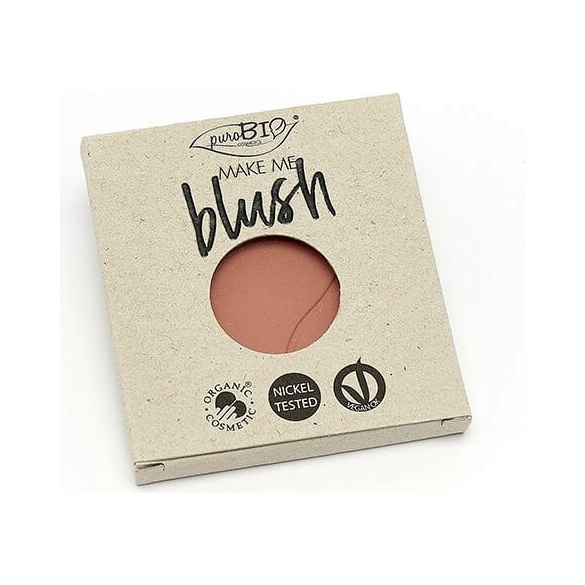 PUROBIO COSMETICS BLUSH COMPATTO N 2