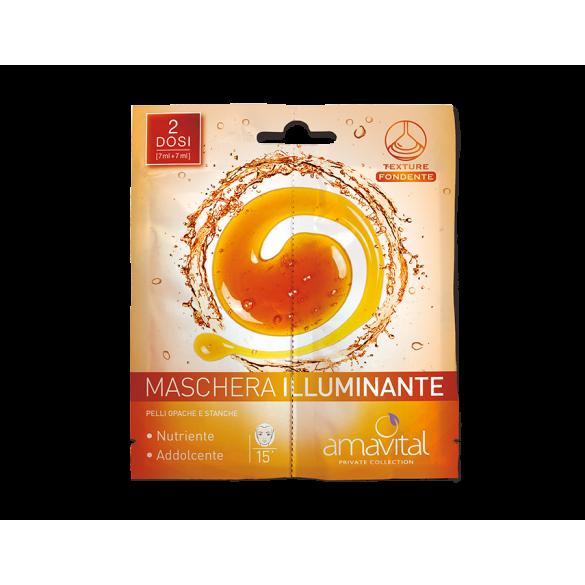 OFICINE CLEMAN MASCHERA AL MIELE MONOUSO 7 ML