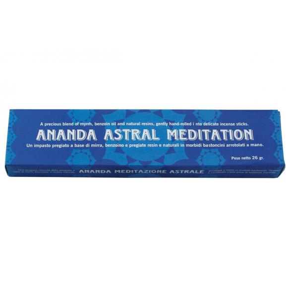 Incenso Meditation Astrale...