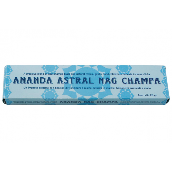 Incenso Nag Champa Astrale...