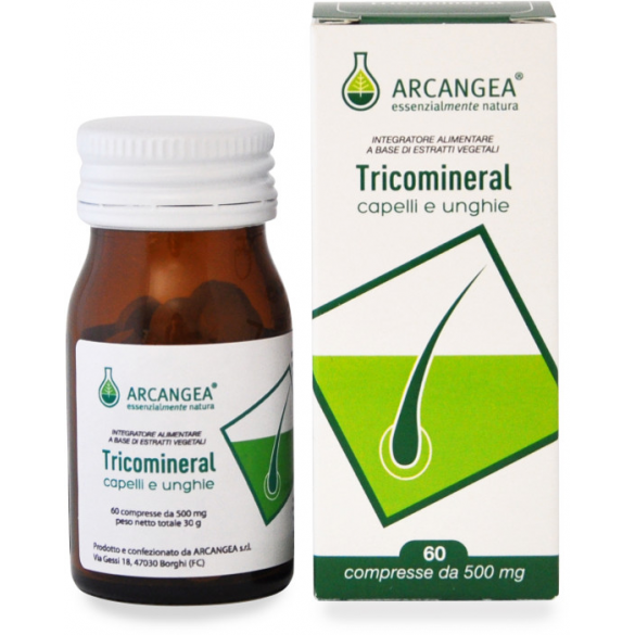 ARCANGEA Tricomineral 60 cpr