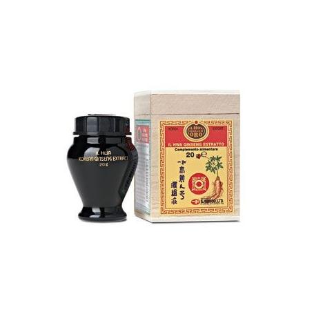 Naturando Ginseng Il Hwa Sigillo Oro - Estratto molle 20 gr