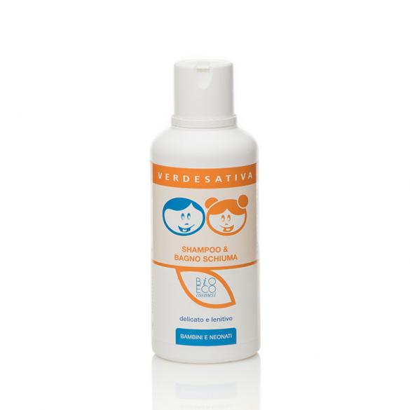 Verdesativa - baby shampoo...