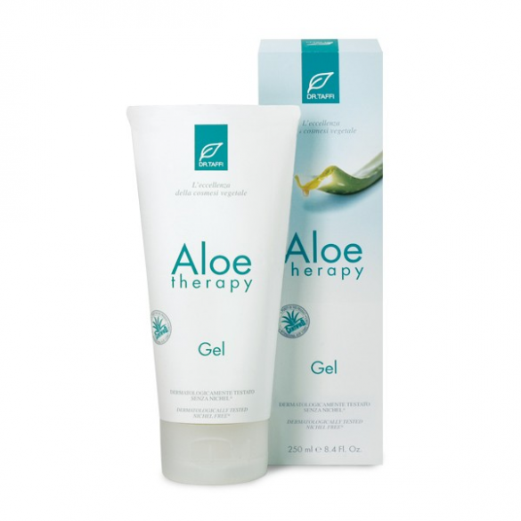 DR TAFFI GEL ALOE THERAPY...
