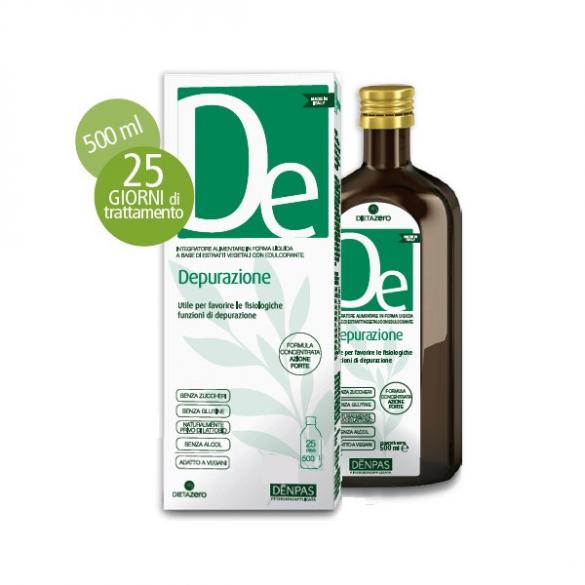 DENPAS Depurazione Dieta Zero