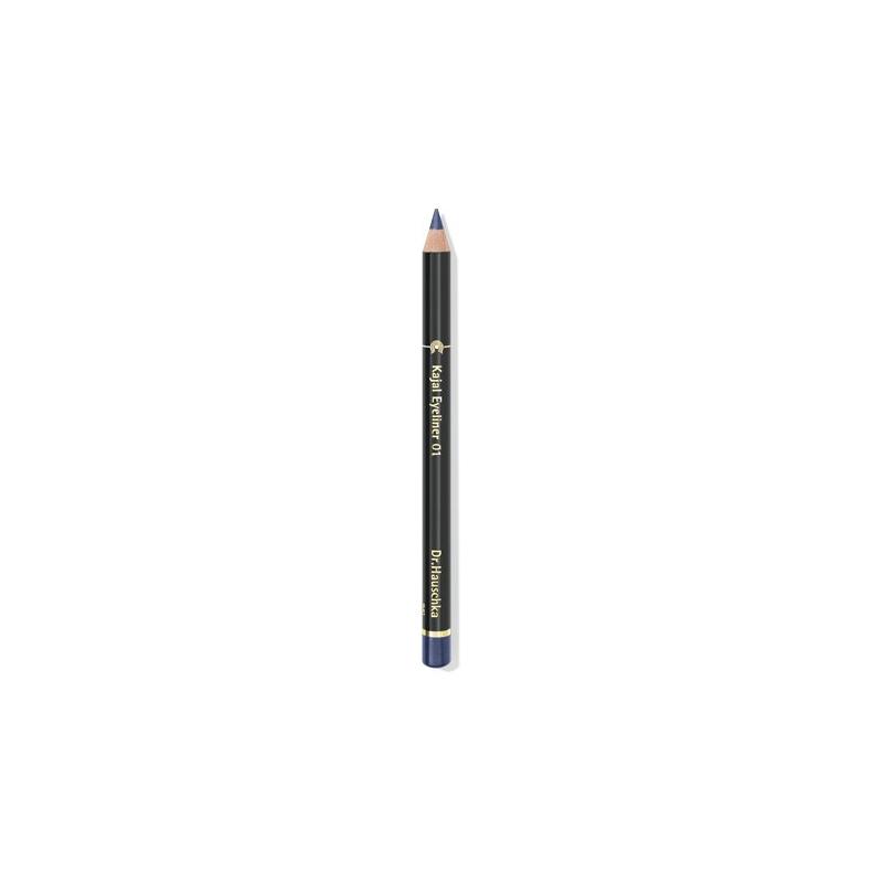 Dr. Hauschka - Kajal eyliner 01 Dark Blue