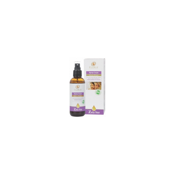 FLORA Spray Corpo Zeta Free 100 ml