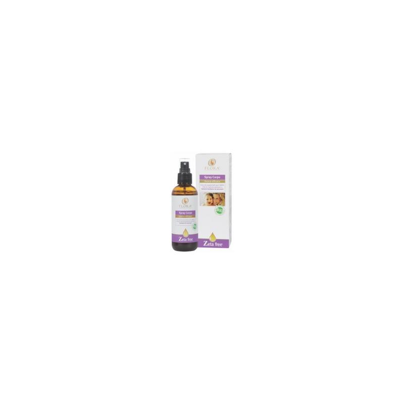 FLORA Spray Corpo Zeta Free 100 ml