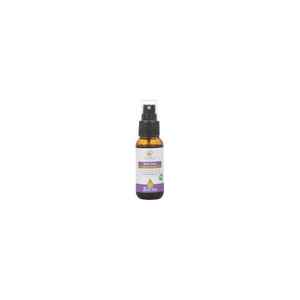 FLORA Spray Corpo Zeta Free 30 ml