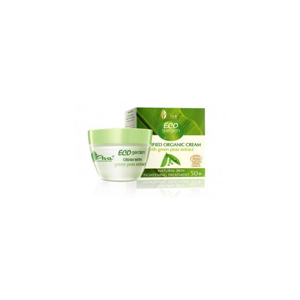 AVA LABORATORIUM Eco Garden Crema viso con estratto di piselli verdi