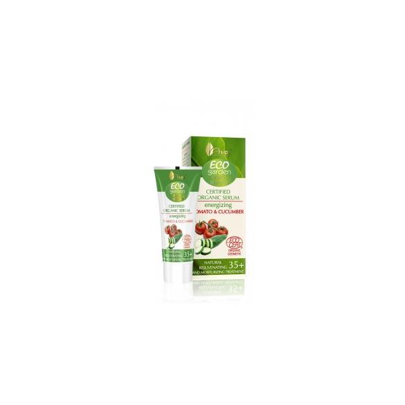 AVA LABORATORIUM Eco Garden Siero con estratto di pomodoro e cetriolo