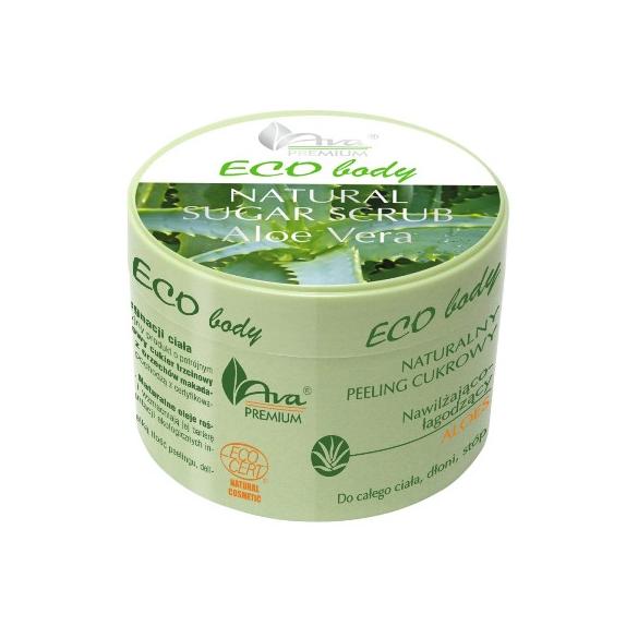 AVA LABORATORIUM Eco Body Scrub con Aloe