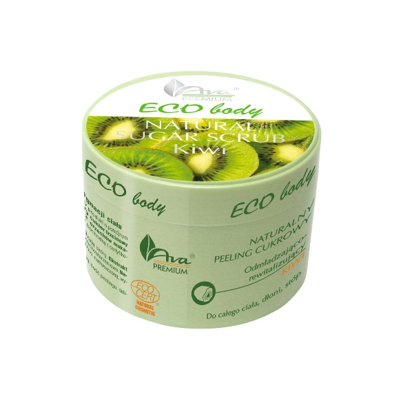 AVA LABORATORIUM Eco Body scrub con Kiwi