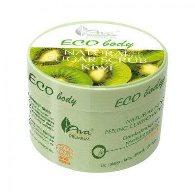 AVA LABORATORIUM Eco Body scrub con Kiwi