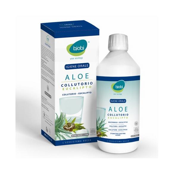 BJOBJ Collutorio Aloe/Eucalipto Rinfrescante