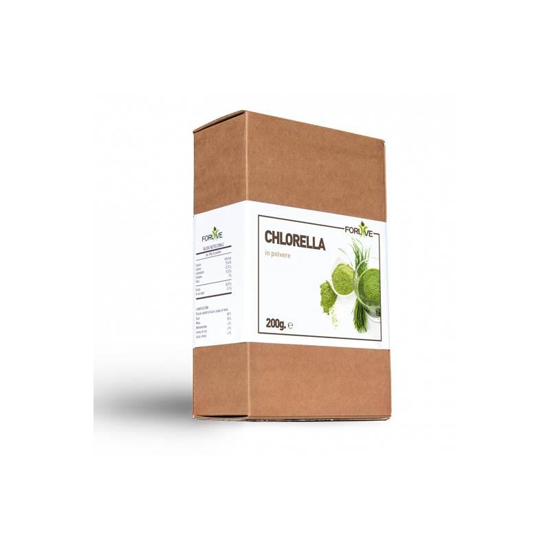 FORLIVE Chlorella in polvere Bio