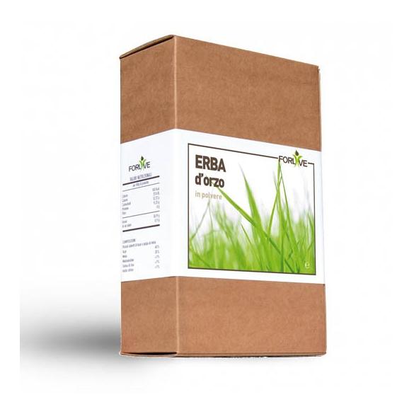 FORLIVE Erba D'Orzo in polvere Bio
