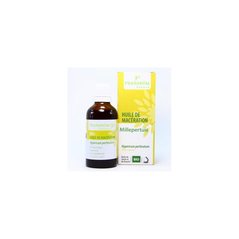 PRANAROM Olio vegetale di iperico BIO