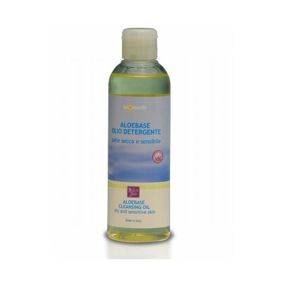 BIOEARTH Aloebase Sensitive Olio Detergente