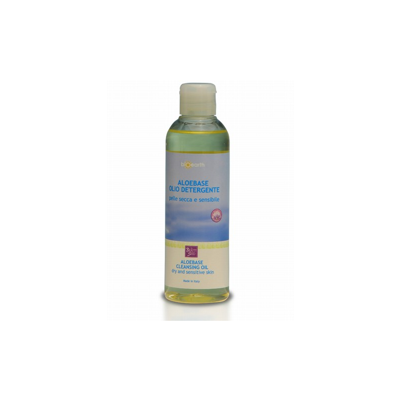 BIOEARTH Aloebase Sensitive Olio Detergente
