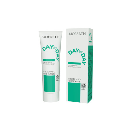 Bioearth Day by Day Crema viso purificante