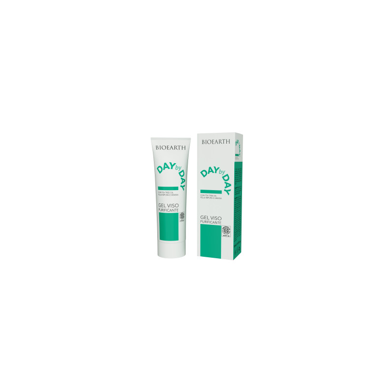 Bioearth Day by Day Gel viso purificante